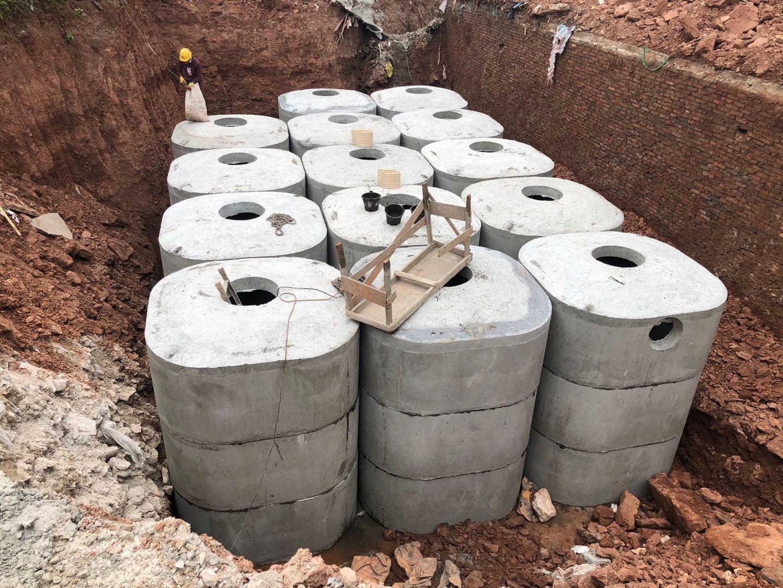 预制污水处理池